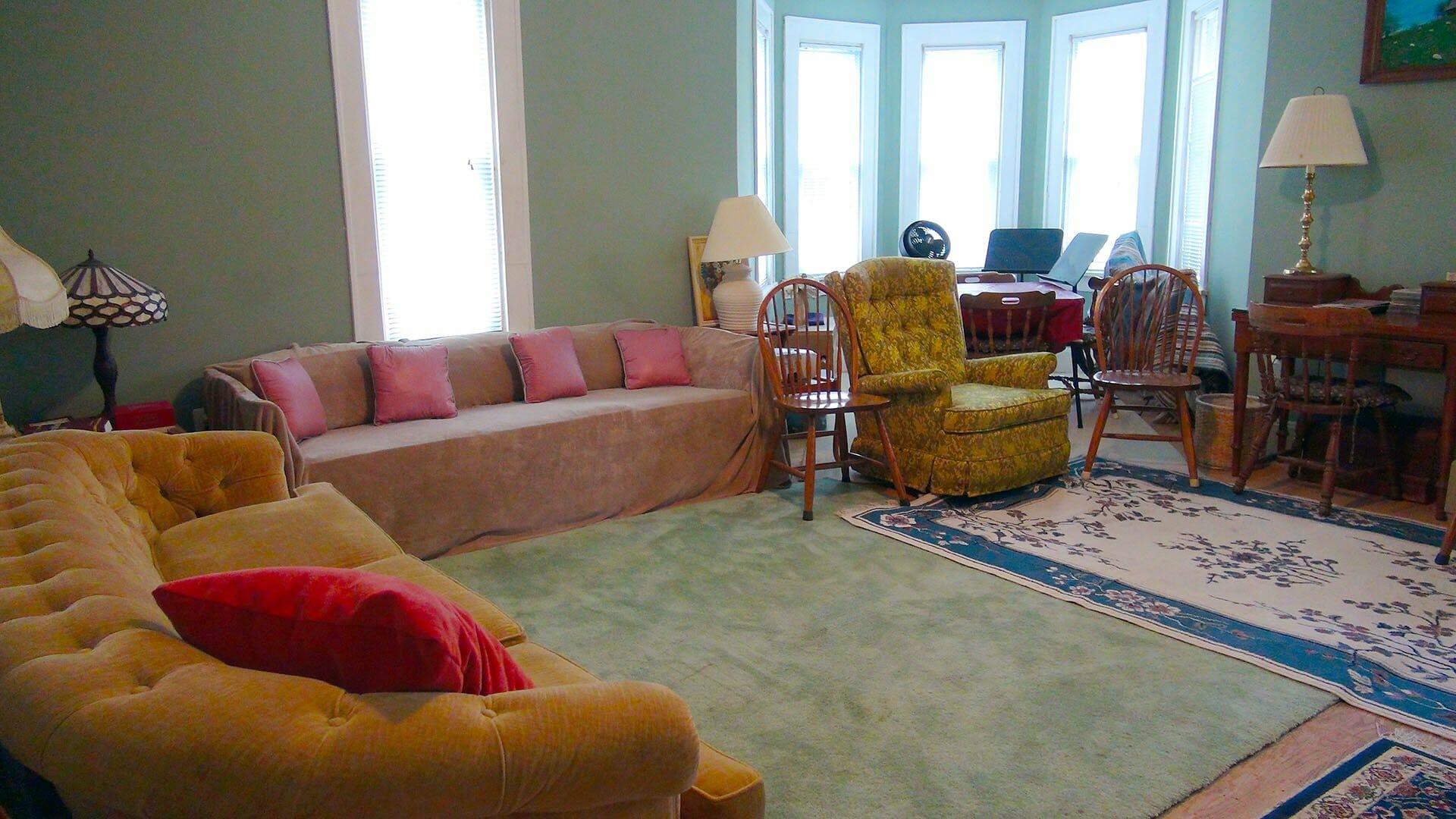 Simpers Retreat House Den Meeting Room