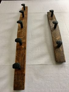 Orchard Branch Collection Virginia wine cider country art and furniture handcrafted reclaimed wood crafts hangers