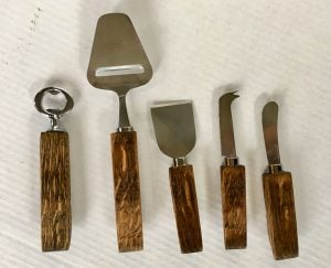 Orchard Branch Collection Virginia wine cider country art and furniture handcrafted reclaimed wood crafts kitchen tools