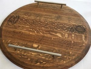 Orchard Branch Collection Virginia wine cider country art and furniture handcrafted reclaimed wood crafts kitchen tray cutting board