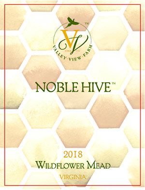 Valley View Farm, Noble Hive Mead, Wildflower